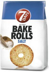 7Days Bake Rolls Slané, 80g