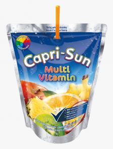Capri-Sun Multivitamin, 0,2l