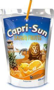 Capri-Sun Safari Fruits, 0,2l