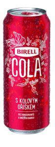 Cola od Birellu, plech 0,5l