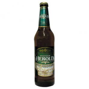 Herold 12° Ležák, lahev 0,5l