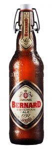 Bernard 16° Bohemian Ale, lahev 0,5l