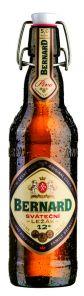 Bernard 12° Sváteční ležák, lahev PU 0,5l