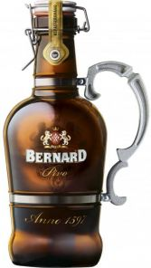 Bernard 12° Nefiltrovaný, džbán 2l