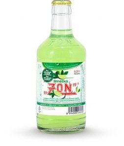 ZON Limetka, lahev 0,33l