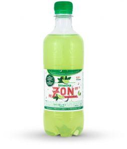 ZON Limetka, PET 0,5l