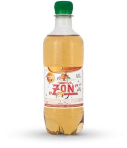 ZON Medová, PET 0,5l