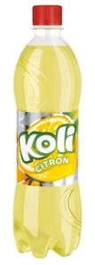Koli pet citron 0.5l