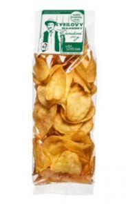 Cyrilovy česnekové brambůrky,100g