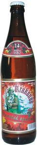 Krakonoš 14° Vánoční speciál, lahev 0,5l