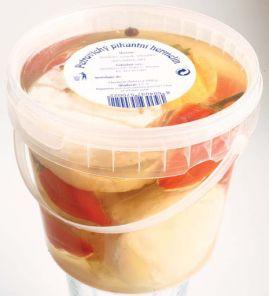 Petrovický pikantní hermelín, 1kg