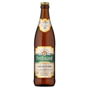 Ferdinand 12° Premium, lahev 0,5l