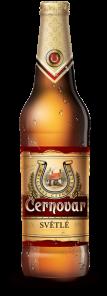 Bakalář 12° Černovar světlý, lahev 0,5l