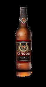 Bakalář 12° Černovar tmavý, lahev 0,33l