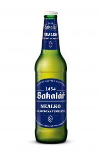 Bakalář Nealko, lahev 0,5l