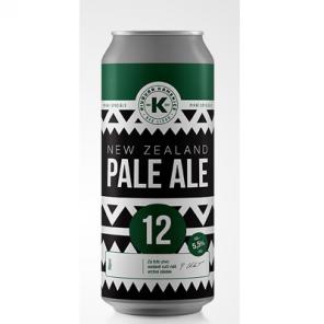 Kamenická 12° New Zeland Pale Ale, plech 0,5l