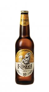 Velkopopovický Kozel 10, lahev 0,5l