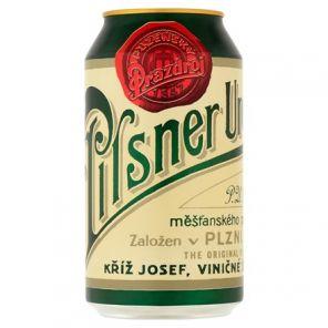 Pilsner Urquell, plech 0,75l