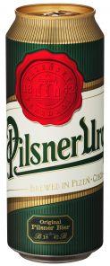 Pilsner Urquell, plech 0,5l
