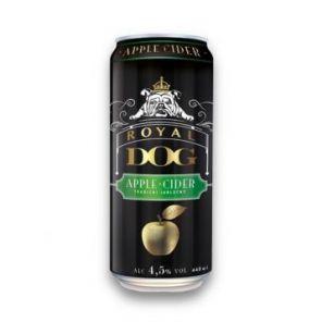 Royal Dog Jablečný cider, plech 0,44l